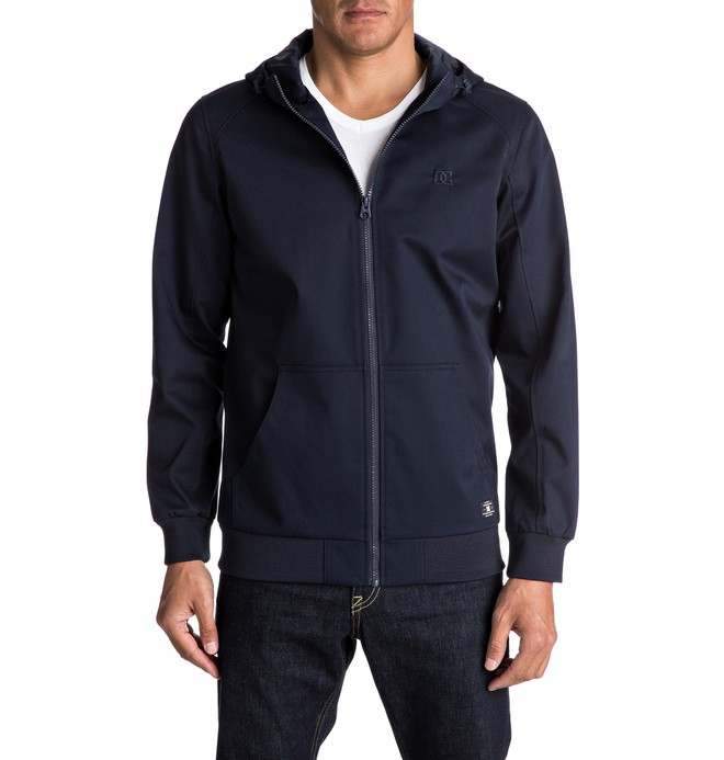 0 Men's Ellis Light Water-Resistant Jacket  EDYJK03113 DC Shoes