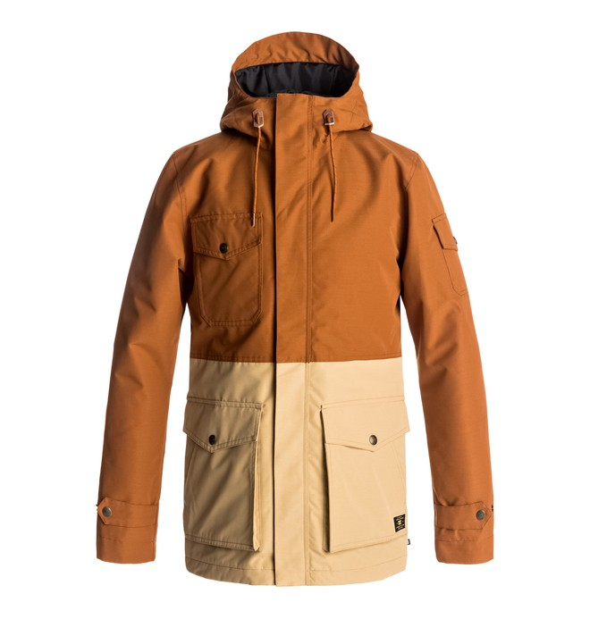 0 Tick Snow Jacket  EDYJK03117 DC Shoes