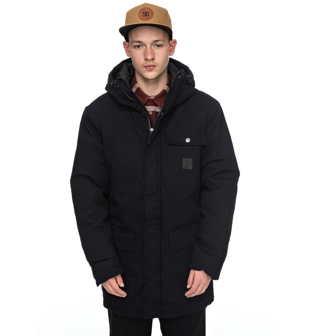 0 Canongate Parka Jacket  EDYJK03135 DC Shoes