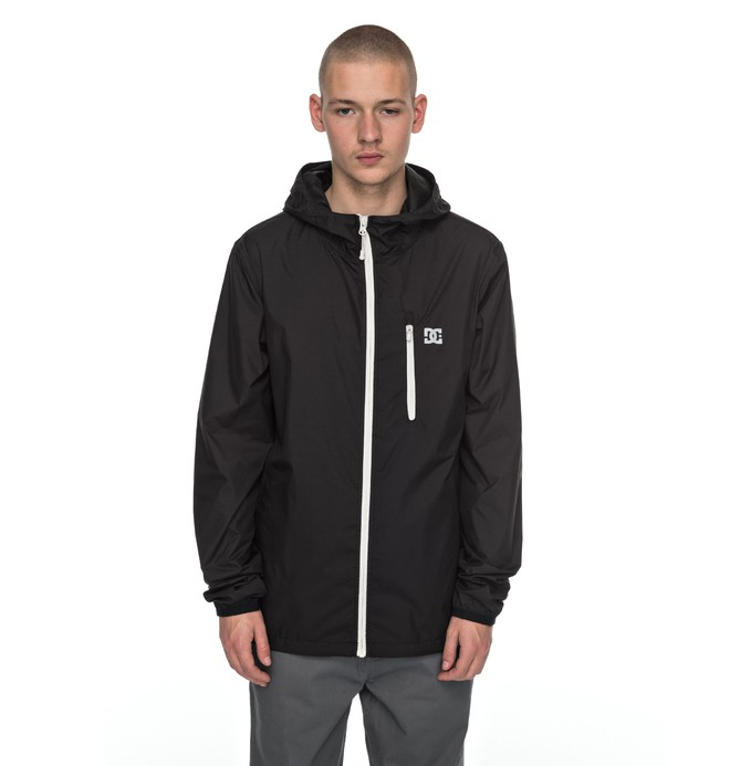 0 Men's Dagup Windbreaker Black EDYJK03140 DC Shoes