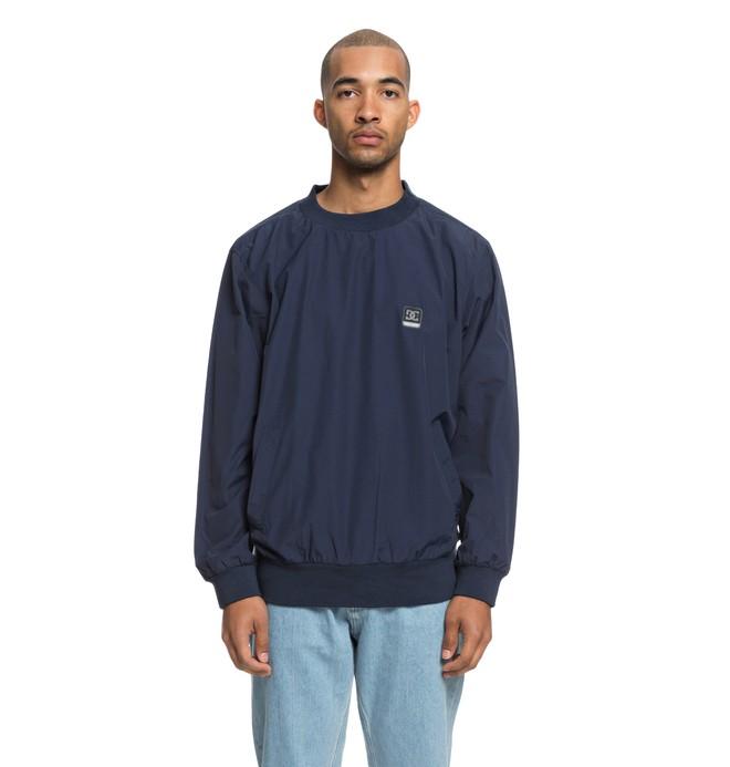 0 Warbeck - Sweatshirt pour Homme Bleu EDYJK03182 DC Shoes