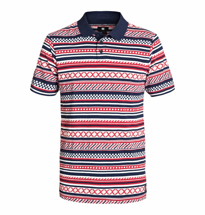 0 Jacqs Polo  EDYKT03096 DC Shoes