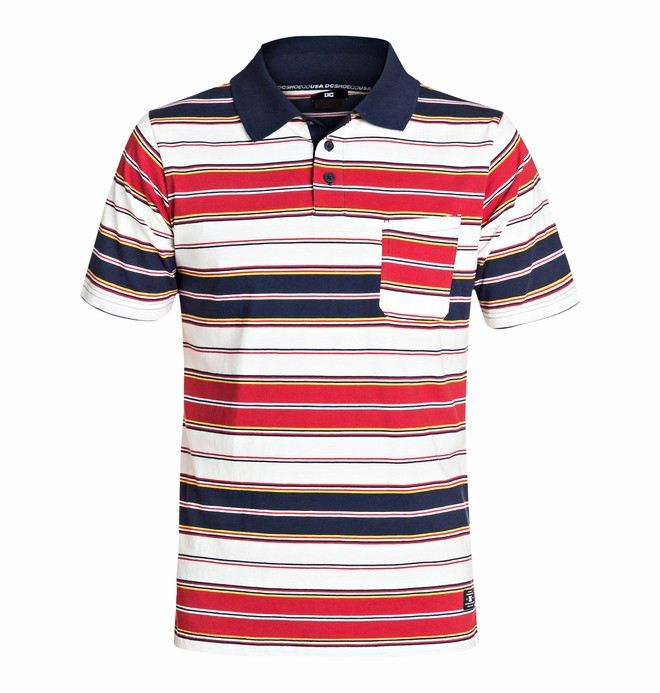 0 The Strands Polo  EDYKT03097 DC Shoes