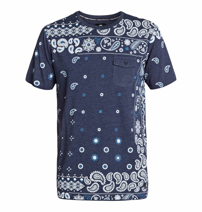 0 Paisley Crew  EDYKT03104 DC Shoes