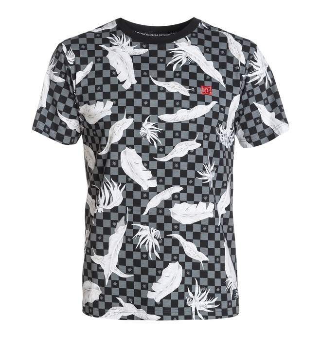 0 Men's Rewinded Tee  EDYKT03120 DC Shoes