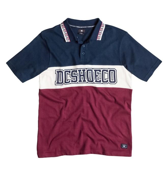 0 Milburn - Jersey Polo Shirt  EDYKT03153 DC Shoes
