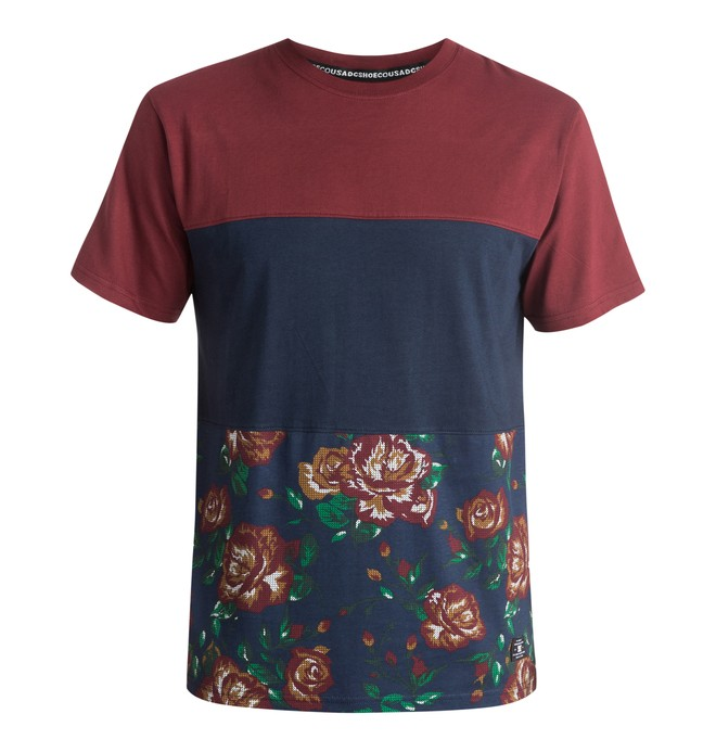 0 Richton - T-Shirt  EDYKT03186 DC Shoes