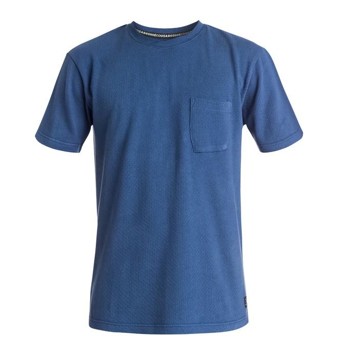 0 Collins - T-shirt  EDYKT03187 DC Shoes
