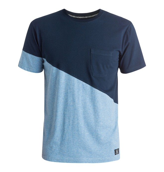 0 Men's Larkstone Tee  EDYKT03192 DC Shoes
