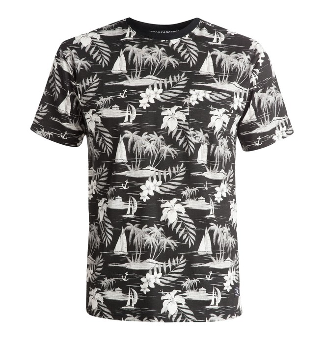 0 Men's Ravencrest Tee  EDYKT03197 DC Shoes