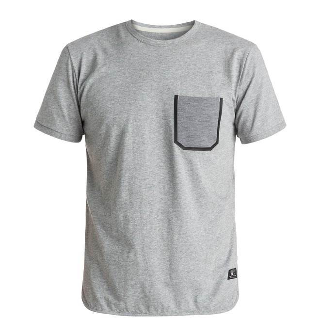 0 Beryle - Tee-Shirt à poche  EDYKT03279 DC Shoes
