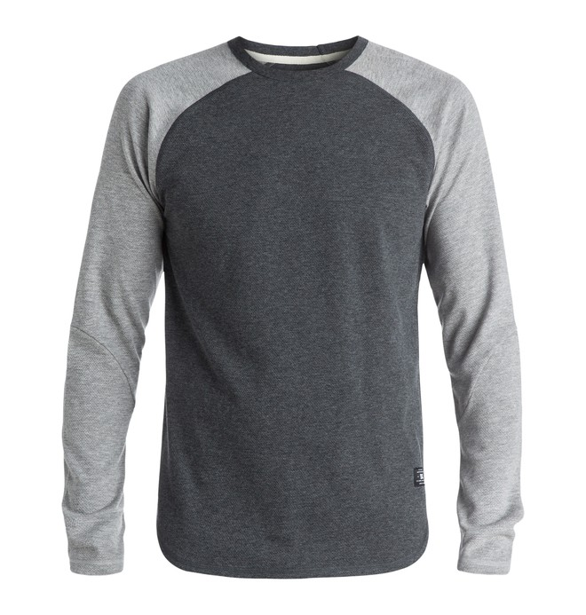 0 Men's Luckenwald Long Sleeve Tee  EDYKT03280 DC Shoes