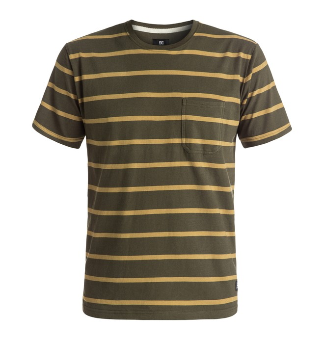 0 Hombres Camiseta Sunnyvake  EDYKT03290 DC Shoes