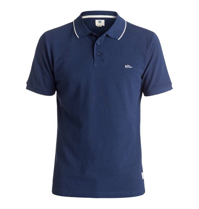 0 Milnor Polo Shirt  EDYKT03309 DC Shoes