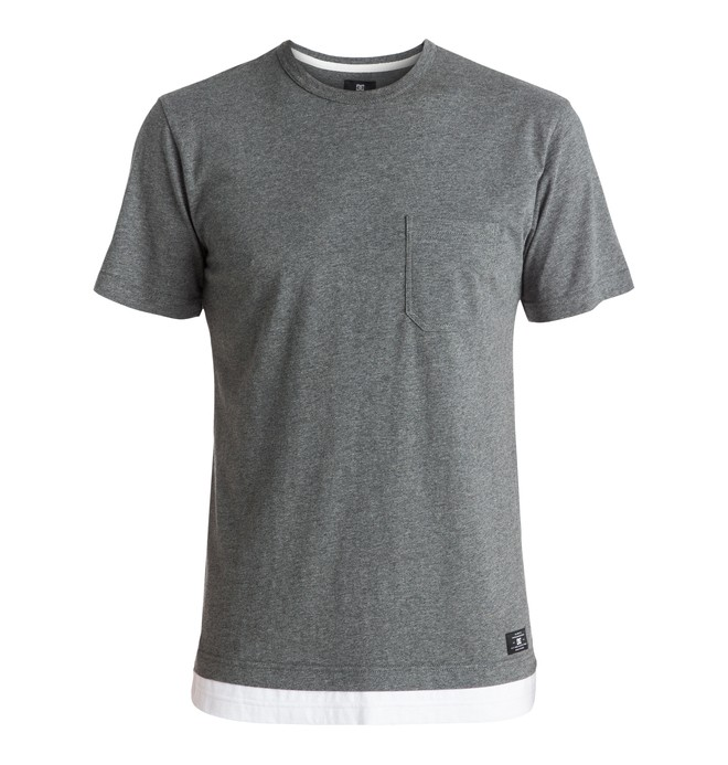 0 Men's Conover Pocket Tee  EDYKT03316 DC Shoes