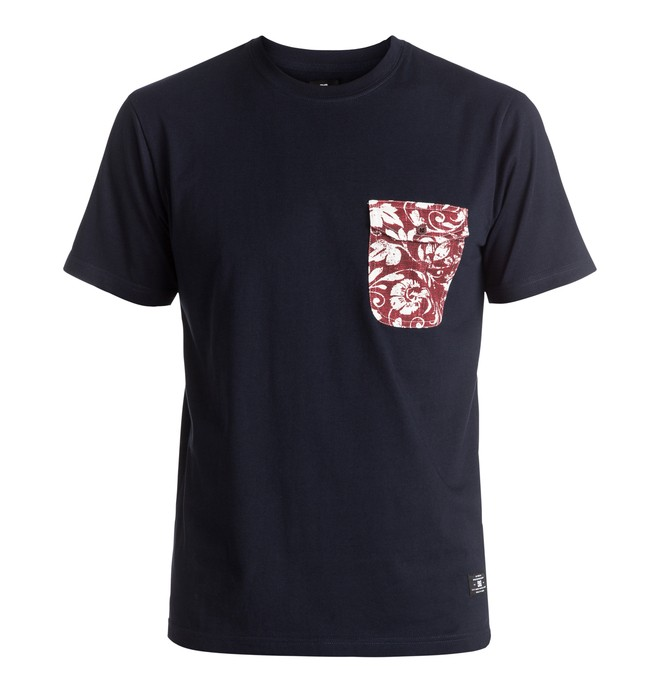 0 Owensboro - Pocket T-Shirt  EDYKT03323 DC Shoes