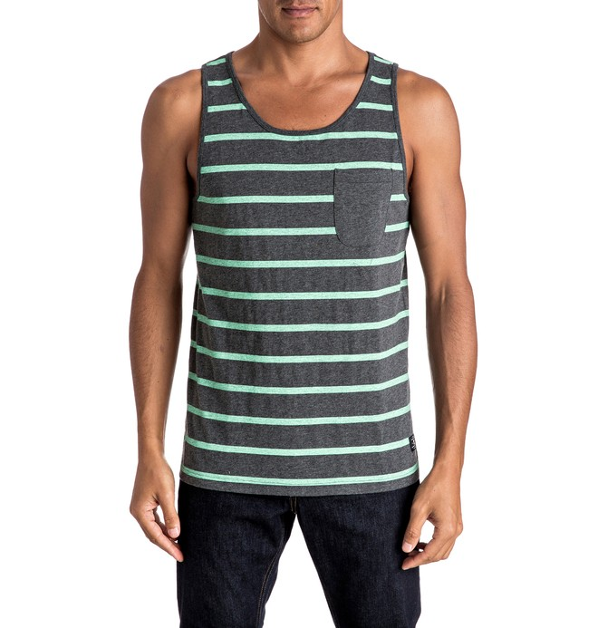 0 Contra Stripes - Vest  EDYKT03340 DC Shoes