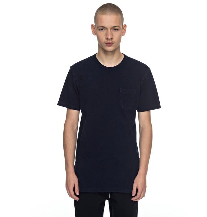 0 Winriver - T Shirt pour Homme Bleu EDYKT03342 DC Shoes