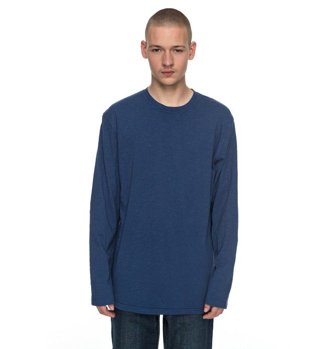 0 Ohlen - Long Sleeve T-Shirt for Men  EDYKT03350 DC Shoes