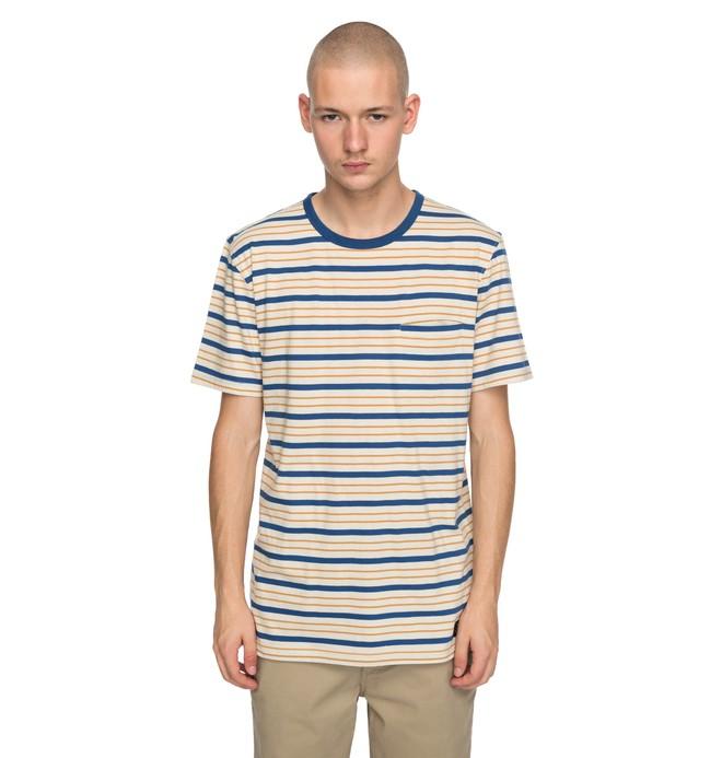 0 Hombres Camiseta  Coxs Gris EDYKT03365 DC Shoes