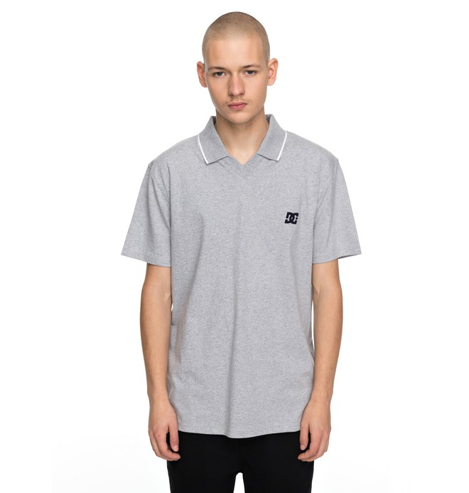 0 Hombres Camisa Polo  94 Wauteck Negro EDYKT03370 DC Shoes