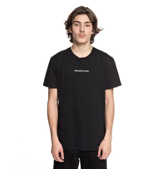 0 Craigburn - Camiseta para Hombre Negro EDYKT03376 DC Shoes
