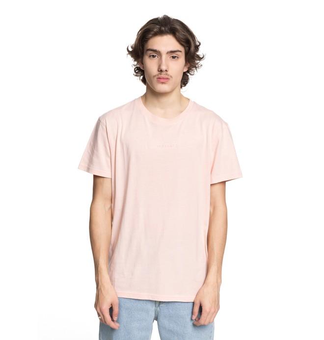 0 Craigburn - Camiseta para Hombre Rosa EDYKT03376 DC Shoes