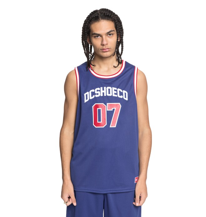 0 Eglinton Basketball Tank  EDYKT03392 DC Shoes
