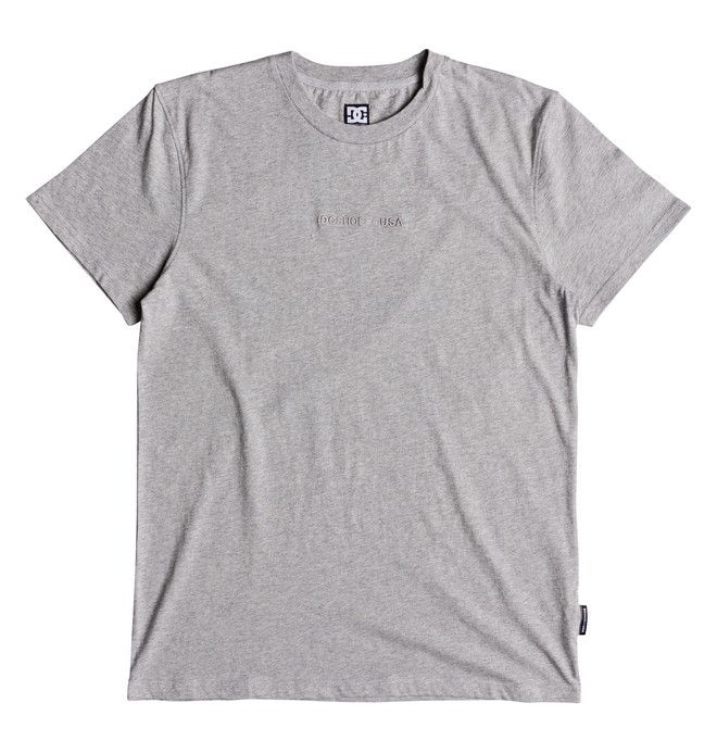 0 Men's Craigburn Tee  EDYKT03413 DC Shoes