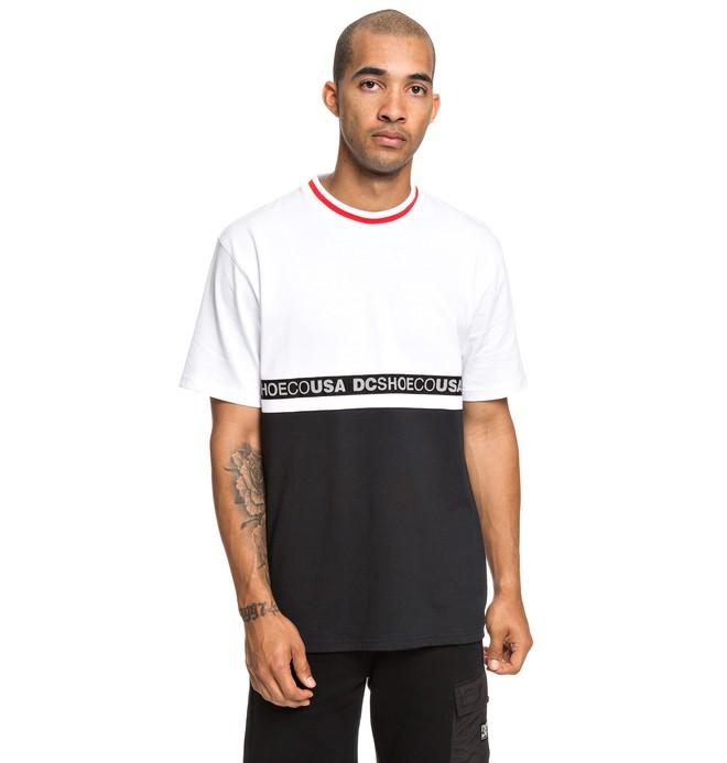 0 Walkley - T-Shirt for Men Black EDYKT03441 DC Shoes