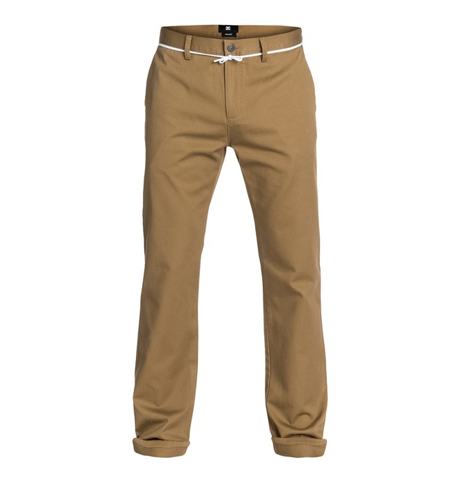 "0 DC Rigid Worker Straight 30"" Inseam  Pants  EDYNP03013 DC Shoes"