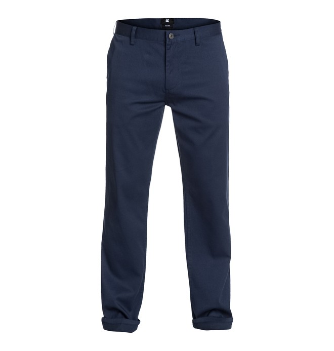 "0 DC Worker 34"" Inseam Pants  EDYNP03016 DC Shoes"