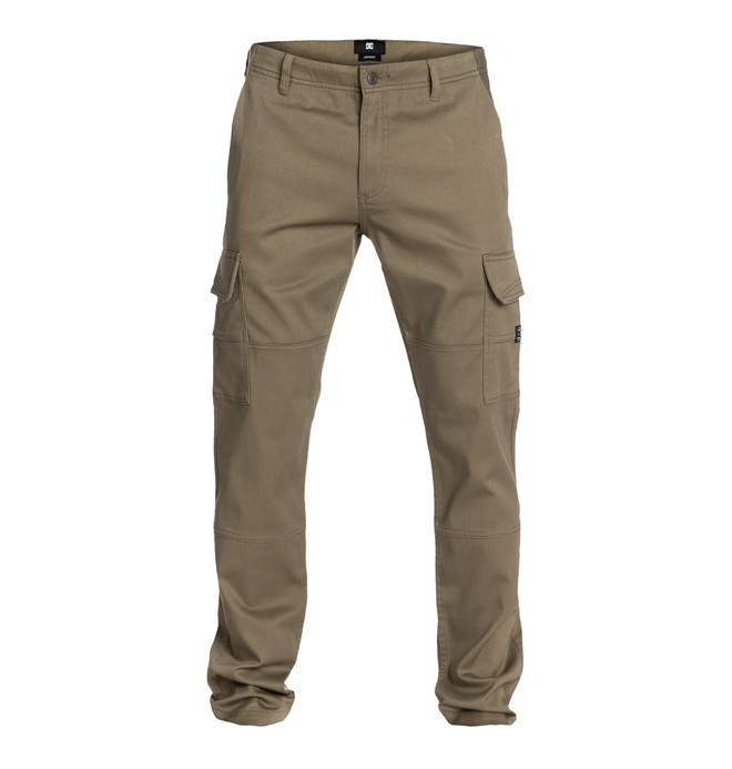 0 DC Worker Tapered Cargo Pant 34  EDYNP03022 DC Shoes
