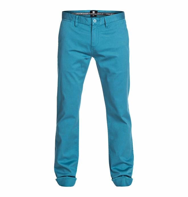 "0 Men's Slim 32"" Chino Pants  EDYNP03032 DC Shoes"