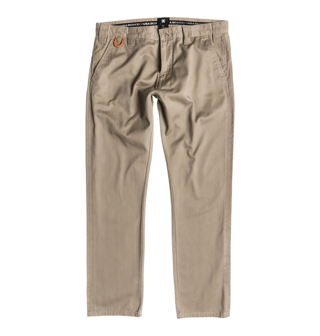 0 Selvage Taper Pant  EDYNP03038 DC Shoes