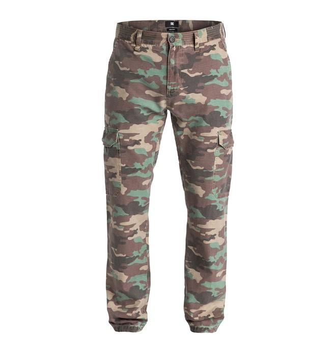 """0 Men's Chris Cole Straight Fit 32"""" Pants  EDYNP03059 DC Shoes"""