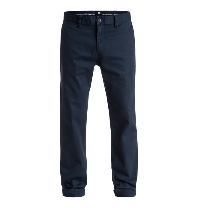 "0 Worker Straight 32"" Chinos  EDYNP03107 DC Shoes"