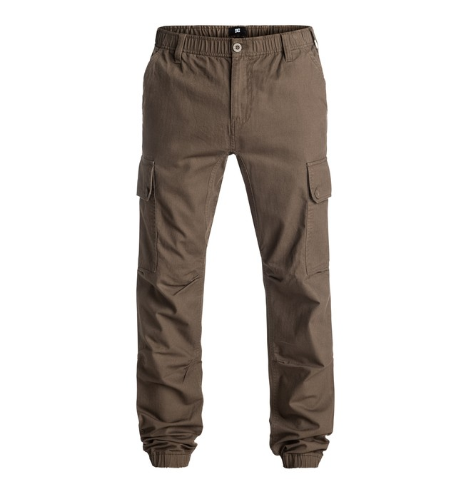 0 Men's Fellside Herringbone Joggers  EDYNP03112 DC Shoes