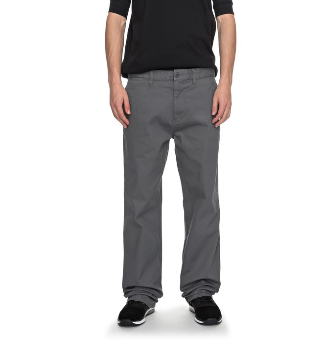 0 Worker Relaxed Chinos  EDYNP03119 DC Shoes
