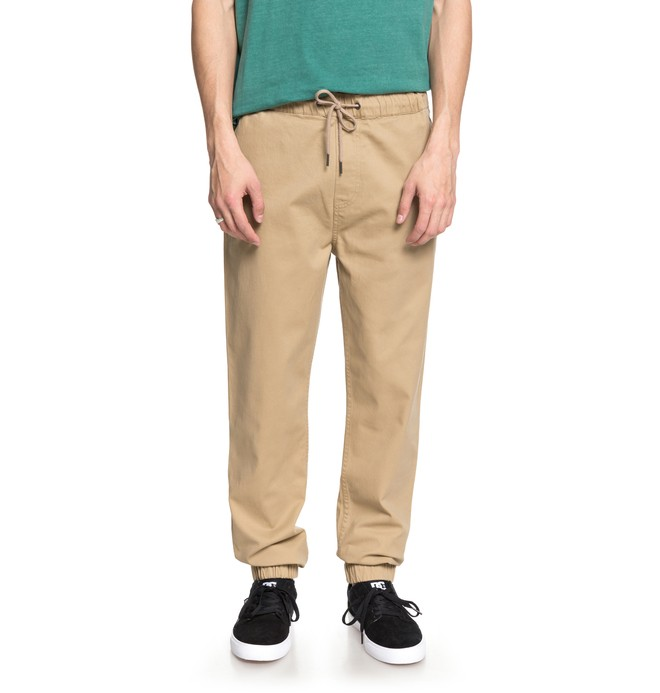 0 Men's Blamedale Chino Joggers Brown EDYNP03121 DC Shoes