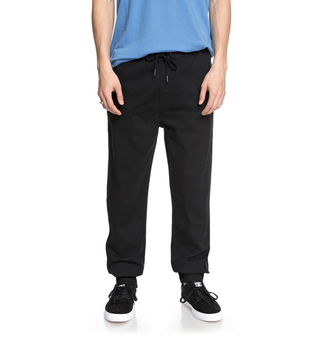 0 Blamedale - Chino Joggingbroek Black EDYNP03121 DC Shoes