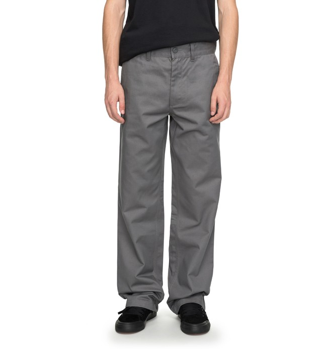 0 Hombres  Pantalones Holgados de Sarga Dead Set  EDYNP03124 DC Shoes
