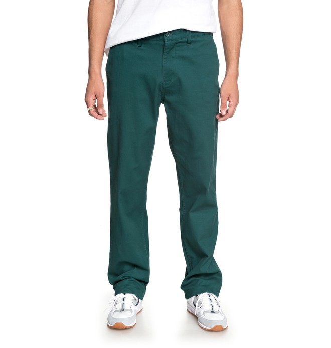 0 Worker Relaxed - Pantalón Chino para Hombre  EDYNP03130 DC Shoes