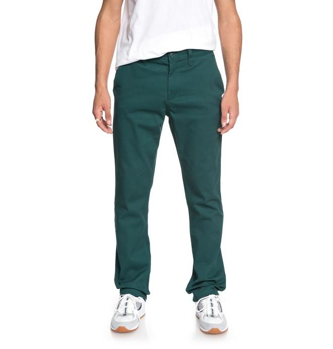 0 Worker - Pantalón Chino para Hombre  EDYNP03132 DC Shoes