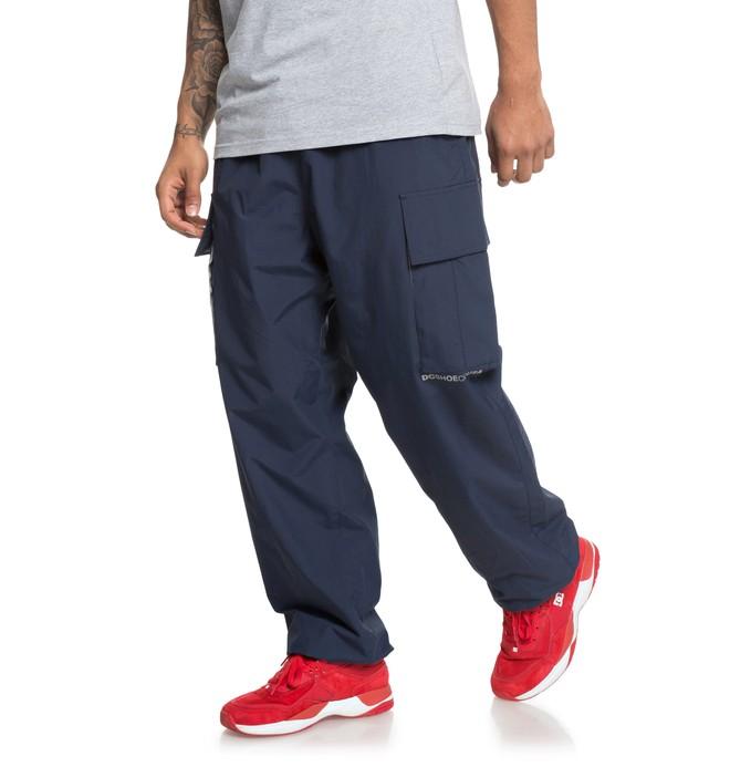 0 Relevant Cargo Sweatpants Blue EDYNP03138 DC Shoes