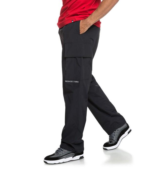 0 Relevant Cargo Sweatpants Black EDYNP03138 DC Shoes