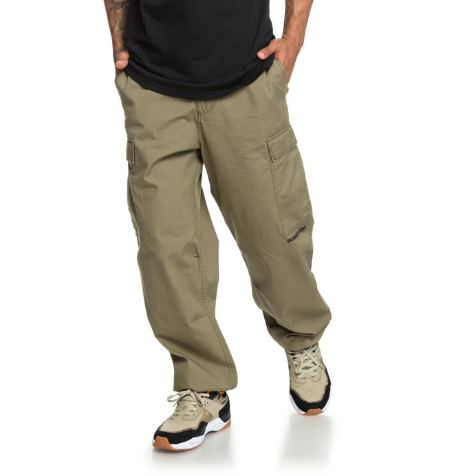 0 Men's Infield Military Cargo Pants  EDYNP03140 DC Shoes
