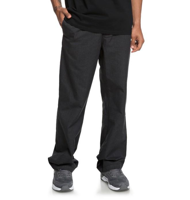 0 Pantalones Chinos Ace High Negro EDYNP03141 DC Shoes