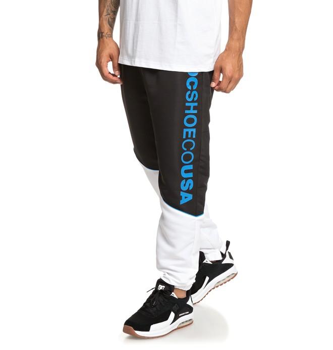 0 Tipton Sweatpants Black EDYNP03146 DC Shoes