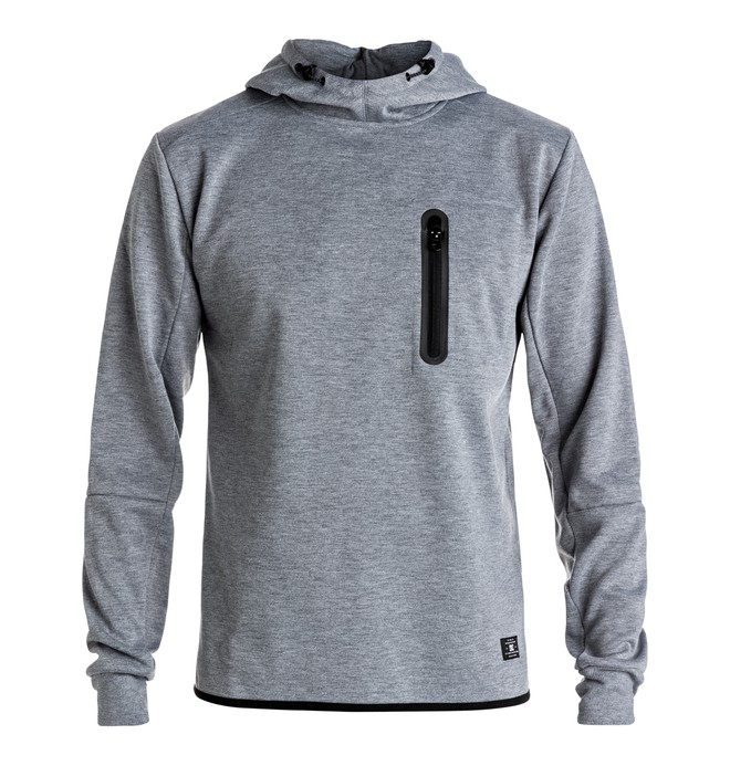 0 Men's Picton Hooded Pullover  EDYPF03018 DC Shoes
